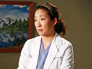 WATCH: Grey's Anatomy Says Goodbye to Sandra Oh | Sandra Oh