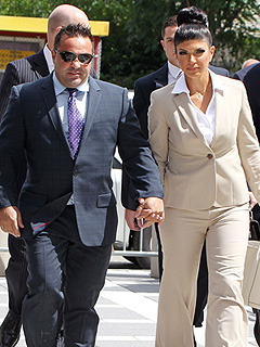 Teresa Giudice and Husband Plead Not Guilty to Fraud Charges | Joe Giudice, Teresa Giudice
