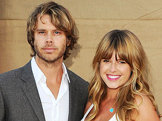 Eric Christian Olsen Welcomes a Son | Eric Christian Olsen, Sarah Bird Wright