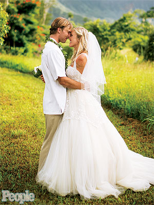 Bethany Hamilton: Her Wedding Photos in PEOPLE magazine