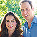 With William and Kate on Vacation, the Middletons Watch Baby George | Kate Middleton, Prince George, Prince William