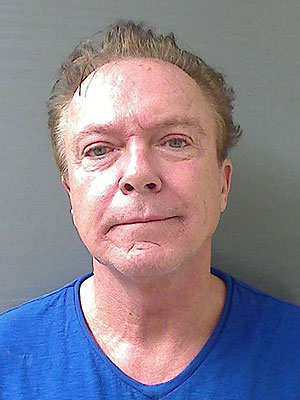 David Cassidy Arrested for Second DWI in Six Months