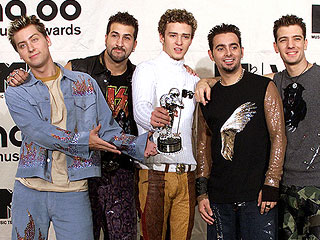 POLL: What Song Should 'NSYNC Perform at the VMAs?