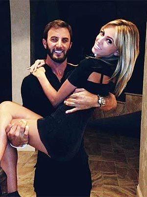 Paulina Gretzky Engaged to Dustin Johnson
