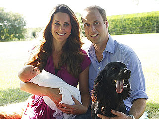 Royal Baby Photos by Grandpa Delight Readers | Kate Middleton, Prince George, Prince William