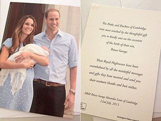 See William & Kate's Royal Thank You Notes | Kate Middleton, Prince William