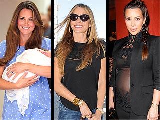 Prince George vs. Baby North vs. Sofia Vergara – Who Had the Most Eventful Weekend?   Kate Middleton, Kim Kardashian, Sofia Vergara