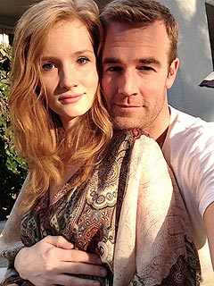 James Van Der Beek Kimberly Van Der Beek Pregnant Expecting Third Child