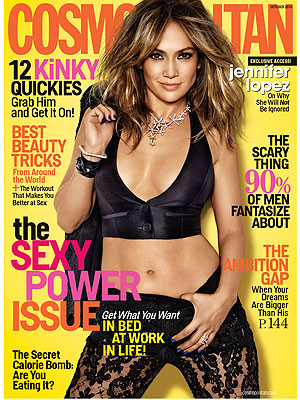 Jennifer Lopez on Love: 'I Have My Own High Standards'| Casper Smart, Jennifer Lopez