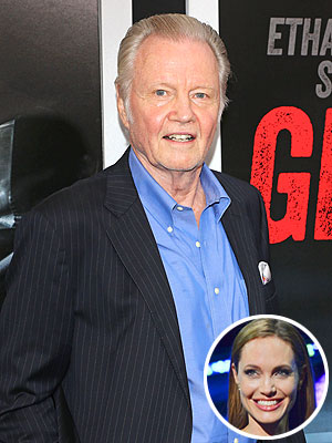 Angelina Jolie Is 'Doing Good' & Ready to Direct, Says Jon Voight