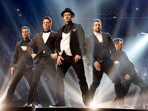 jc chasez nsync reunion was justin timberlakes idea
