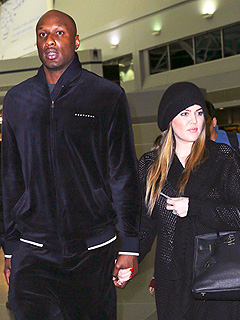 Khloé & Lamar Odom Haven't Reconciled, Sources Say | Khloe Kardashian, Lamar Odom