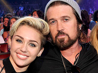 Billy Ray Cyrus: Miley 'Is Still My Little Girl'