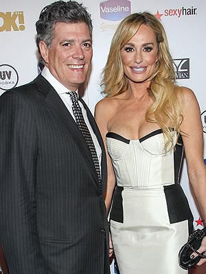 Taylor Armstrong Tears Up Talking About Tying the Knot