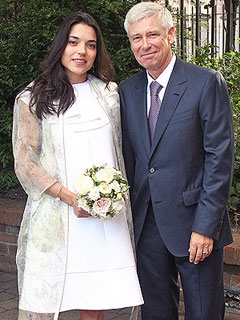 U2's Adam Clayton Is Married!