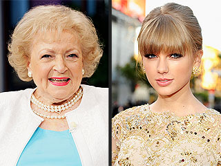 What Do Betty White and Taylor Swift Have in Common?