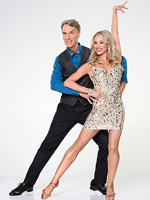 Bill Nye in 'Good Spirits' After Hospitalization for DWTS Injury
