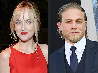 It's Official: Dakota Johnson & Charlie Hunnam Cast in Fifty Shades
