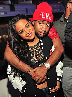 Christina Milian Plays Coy About Engagement to Jas Prince | Christina Milian