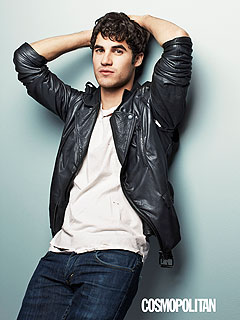 Darren Criss Says His Ex Taught Him to 'Be A Man'
