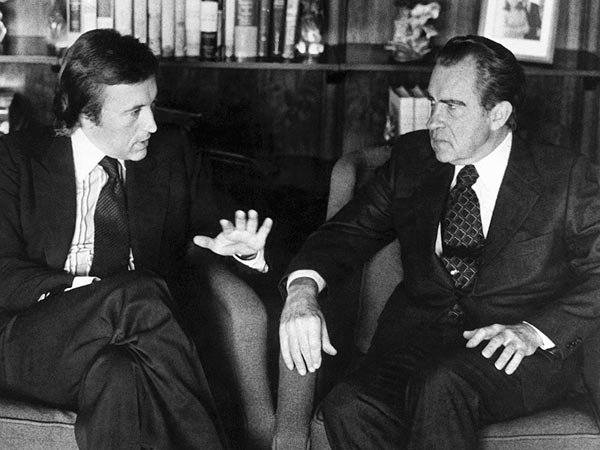 David Frost, Known for Dramatic Nixon Interview, Dies| Death, Tributes, Frost/Nixon, Frost/Nixon, David Frost, Richard Nixon