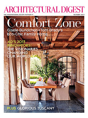 Inside Gisele Bündchen and Tom Brady's Eco-Friendly Mansion| Gisele Bundchen, Tom Brady