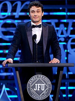 James Franco Roast: The 10 Best Jokes | James Franco