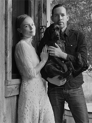 Kate Bosworth Marries Michael Pol