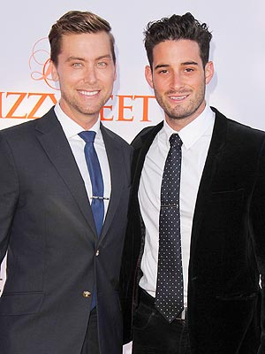 Lance Bass: My Fiancé and I Are 'In Synch with Each Other' | Lance Bass