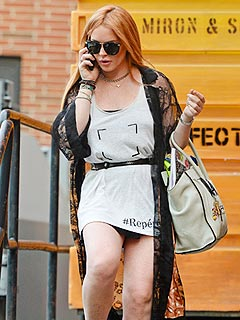Lindsay Lohan Skips Film Festival to Focus on 'My Health and Well-Being' | Lindsay Lohan