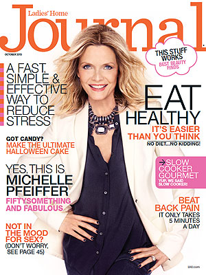 Michelle Pfeiffer: I Don't Have to Look Young Anymore