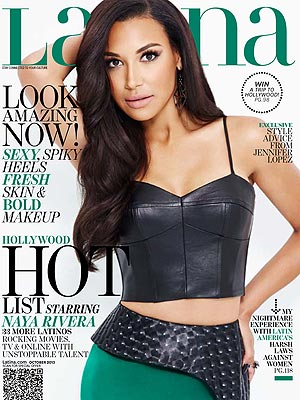 Naya Rivera Hopes to Follow in Jennifer Lopez's Footsteps