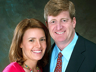 Patrick Kennedy Welcomes a Daughter