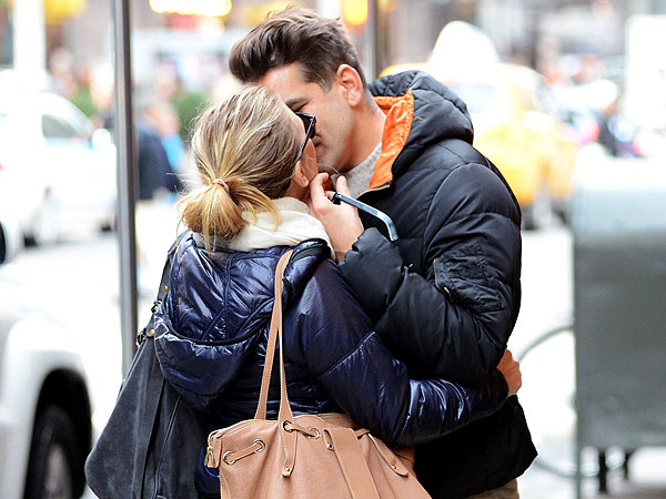 Scarlett Johansson & Romain Dauriac: A Photo Guide to Their Fast-Paced Romance| Couples, Engagements, Scarlett Johansson