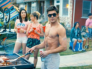 Does Neighbors Bring Down the House? Our Movie Review | Zac Efron