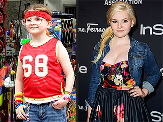 Do You Recognize Abigail Breslin All Grown Up? (And Platinum Blonde!)