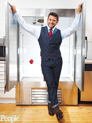 Adam Richman: How I Lost 60 lbs.