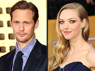 Star Flings More Surprising Than Sharon Osbourne & Jay Leno | Alexander Skarsgard, Amanda Seyfried