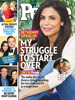 Bethenny Frankel: 'I'm Not Going To Be Afraid'