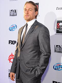 Charlie Hunnam on Fifty Shades Chemistry – & What His Girlfriend Thinks | Charlie H