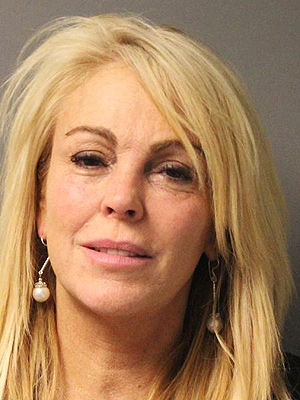 Dina Lohan Sentenced to 100 Hours of Community Service for DWI