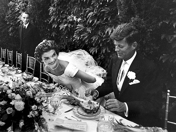 JFK & Jackie's Wedding Day: A LIFE Lookback
