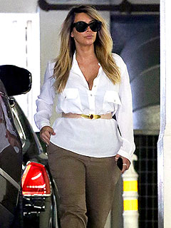 PHOTO: Kim Kardashian Reveals Her New Mom Style in Beverly Hills