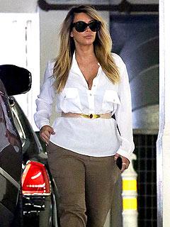 PHOTO: Kim Kardashian Reveals Her New Mom Style in Beverly Hills