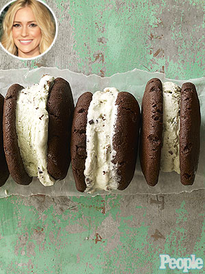 Kristin Cavallari's Ice Cream Sandwiches