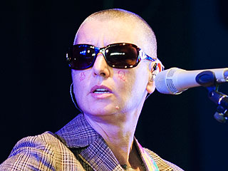 PHOTO: Sinéad O'Connor Debuts Two New Tattoos – on Her Face | Sinead O'Connor