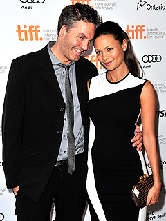 Thandie Newton Pregnant Expecting Third Child