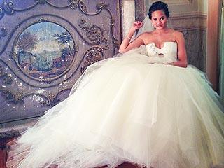 See Chrissy Teigen's Wedding Gown – Plus More Details!