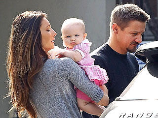 See Jeremy Renner's Daughter Ava