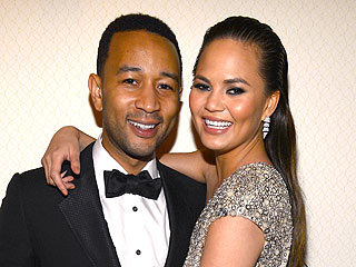 See Chrissy Teigen and Her 'Amour' John Legend on Their Wedding Day